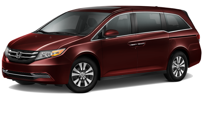 Best Cars For Your Europe Road Trip - Honda-Odyssey