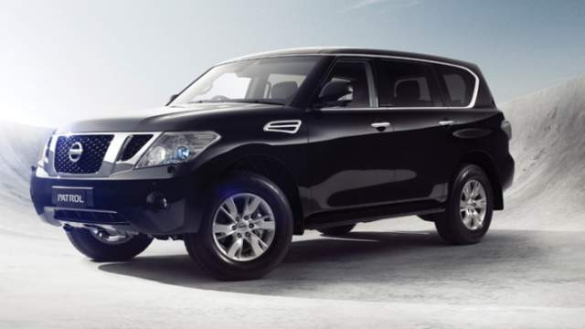 Best cars to buy - Nissan Patrol 2016