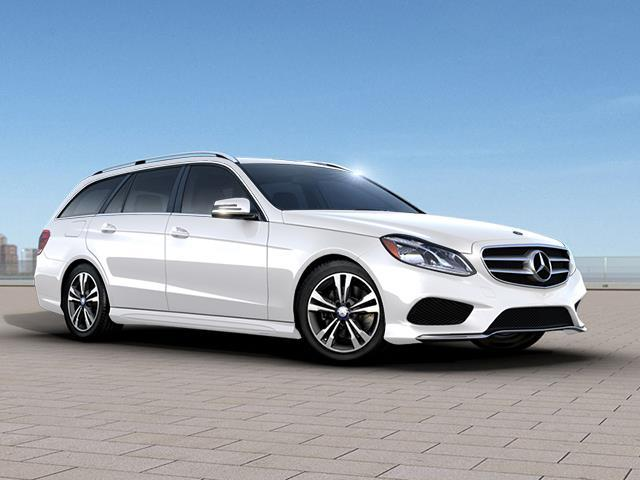 Best Cars For Your Europe Road Trip - Mercedes Benz E-Class Wagon