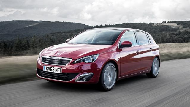 Best Cars For Your Europe Road Trip - Peugeot 308
