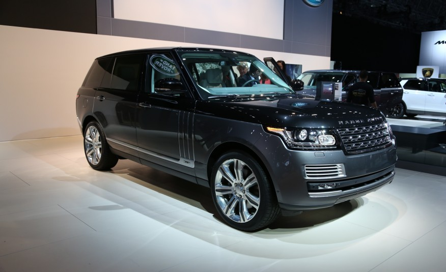 Best Luxury SUVs and 4 Wheel Drive Cars