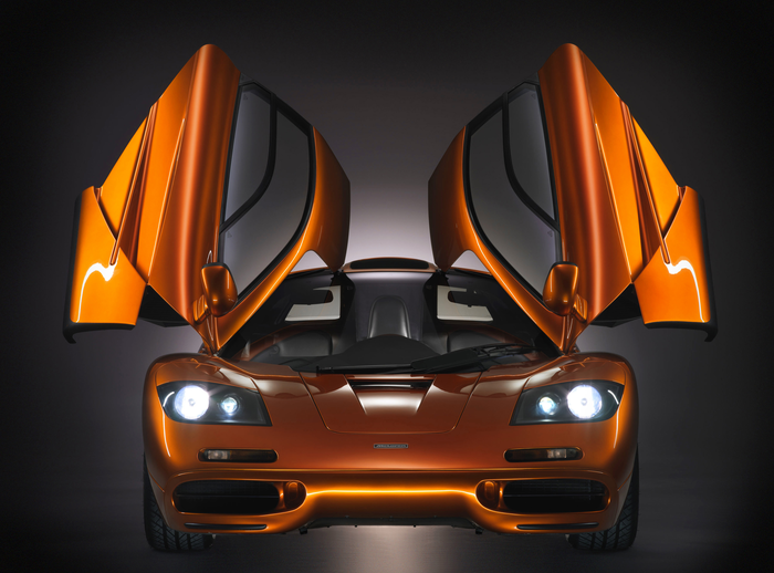 Top 7 Fastest Cars In The World - McLaren F1