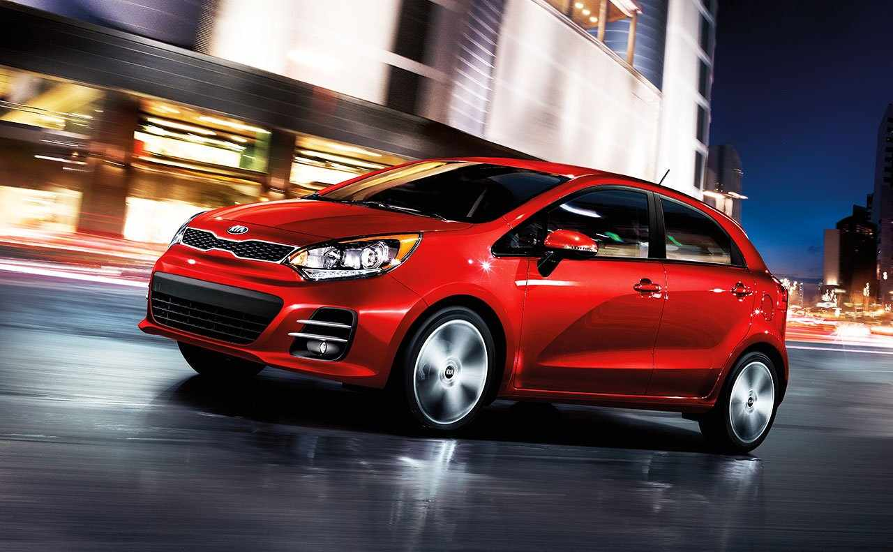 Best Economic Hatchback Cars For 2016 - KIA Rio