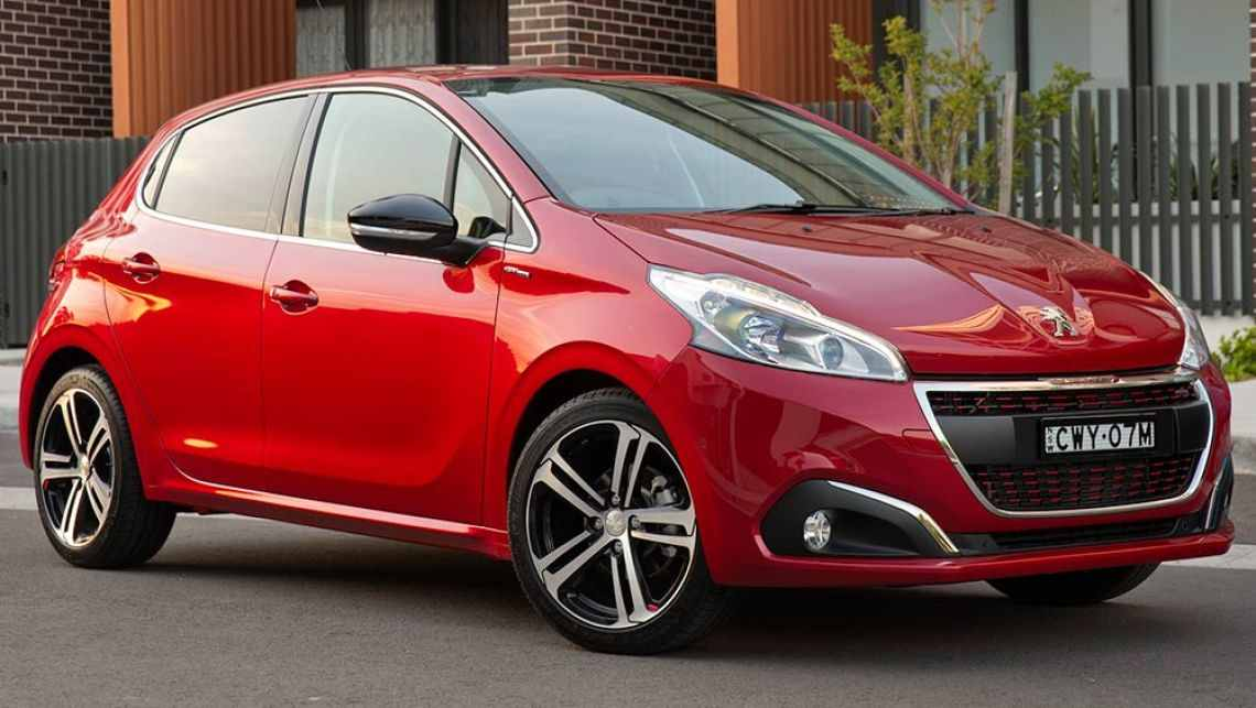 Best Economic Hatchback Cars For 2016 - Peugeot-208