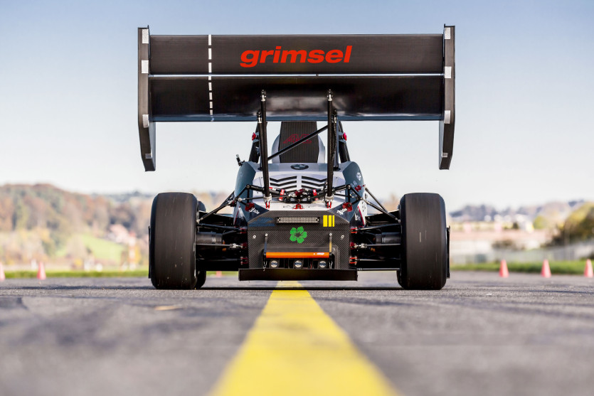 Electric Car Hits A New Speed Record