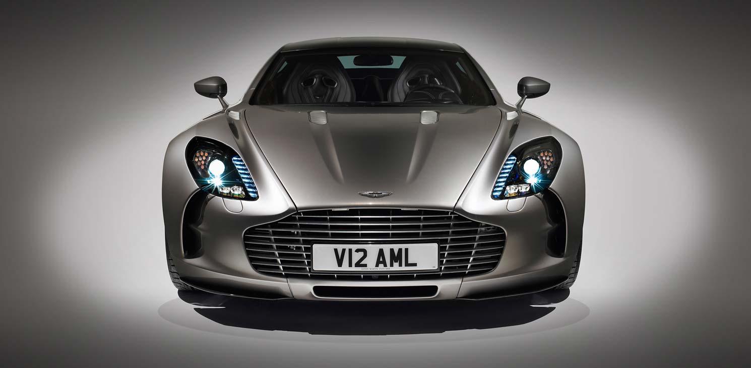 Aston Martin One-77 أسرع سيارات في العالم