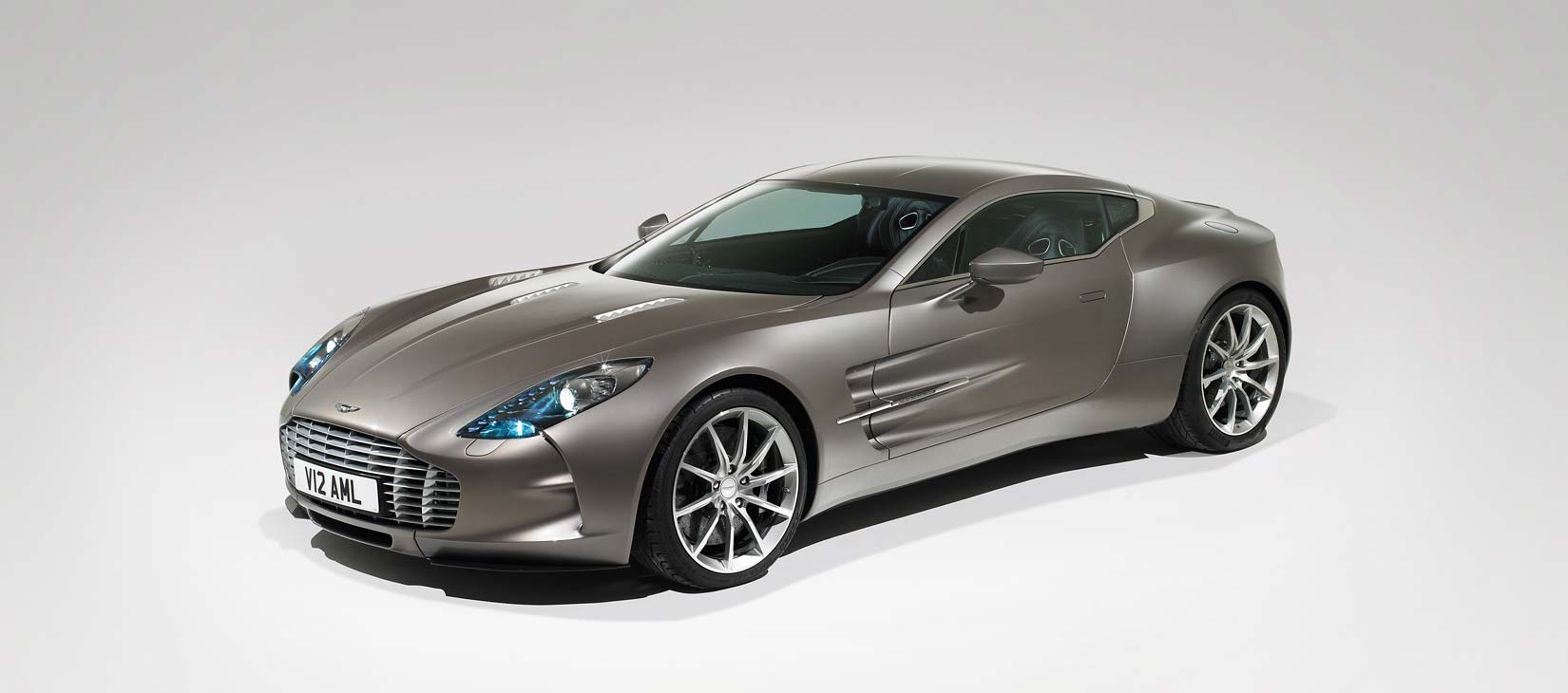 10 most powerful cars in the world - Aston Martin One-77
