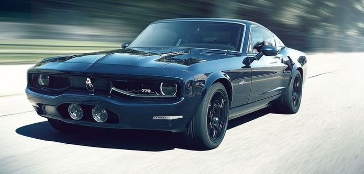 10 most powerful cars in the world - Equus-Bass-770