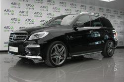 Mercedes ML 63 AMG
