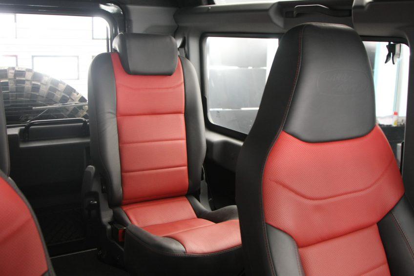 Land Rover Defender 2016 Auto Z